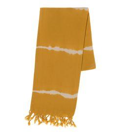 Peshtemal - Tie-Dye / Base Yellow