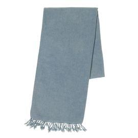 Peshtemal Stone Sultan - Air Blue
