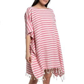 DRESS  SUMMER ENPAM  -  FUCHSIA