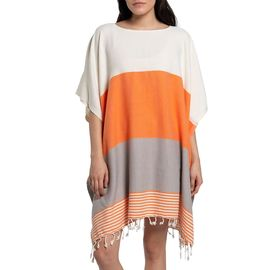Tunic Twin Sultan - Orange / Taupe