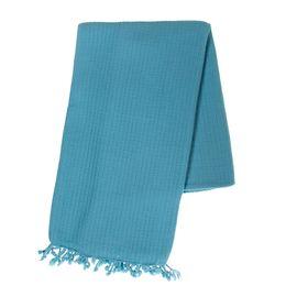 Peshtemal Ray - Turquoise