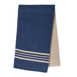 TOWEL KREM SULTAN DOUBLE FACE  - ROYAL BLUE