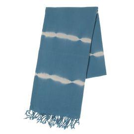 Peshtemal - Tie-Dye / Base Air Blue