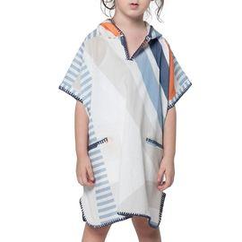Poncho Kiddo Bora / Printed Fabric