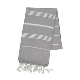 Peshtemal Leyla - Light Grey