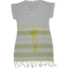 Dress 04 / Yellow - Green