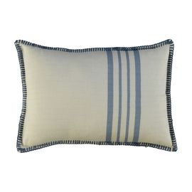 Cushion Cover Sultan - Air Blue Stripes / 30x40