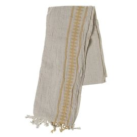 Peshtemal Antique - Yellow Stripe