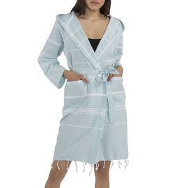 Bathrobe Leyla CP - Mint