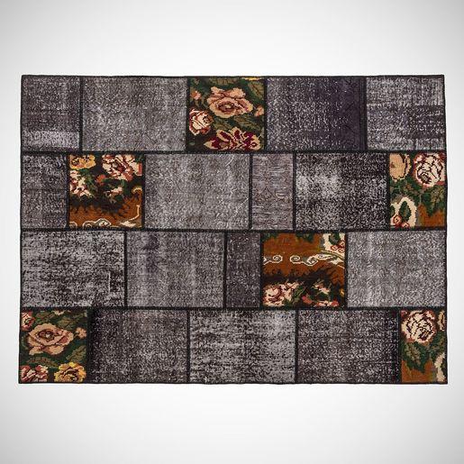 Carpet Patchwork - Rose  - 4.12 m2