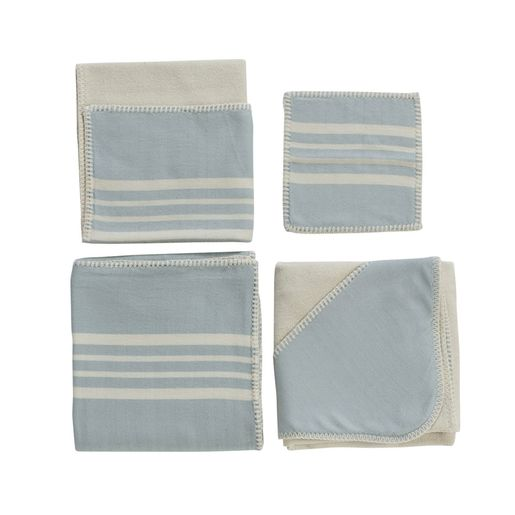 Baby Set  New Born  /  Sultan - Light  Blue