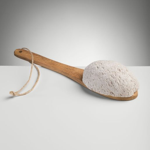 Pumice Stone Big - With Wooden Handle