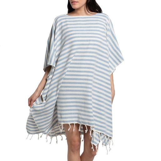 DRESS  SUMMER ENPAM  -  AIR BLUE