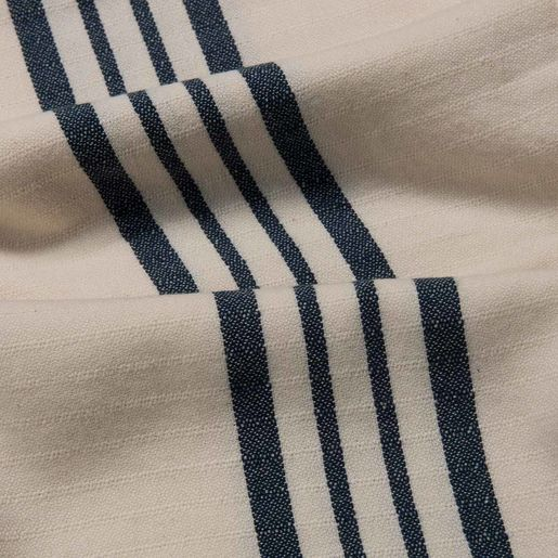 Peshtemal Sultan - Navy Stripes