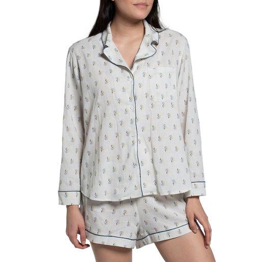 Pyjamas Virgin - Printed Fabric