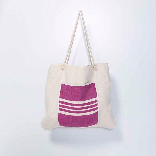 Bag / Towel Krem Sultan - Light Purple