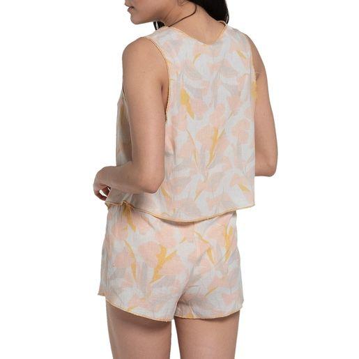 Pyjamas Capri - Printed Fabric