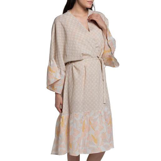 Dressing Gown / Home Wear - Princess/Capri