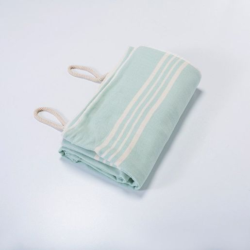 Bag / Towel Krem Sultan - Mint