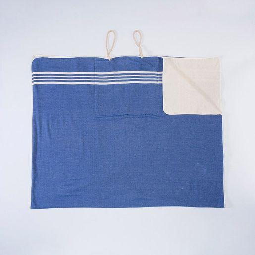 Bag / Towel Krem Sultan - Royal Blue