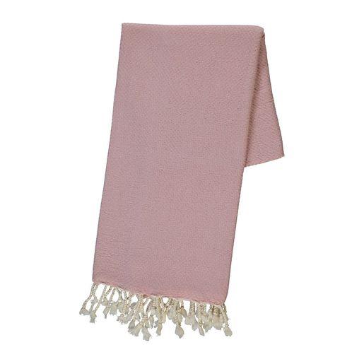 Peshtemal Dama - Rose Pink