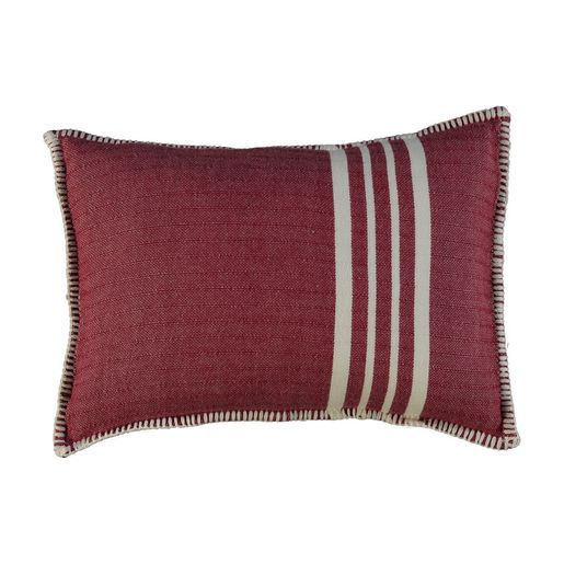 Cushion Cover Sultan - Bordeaux / 30x40