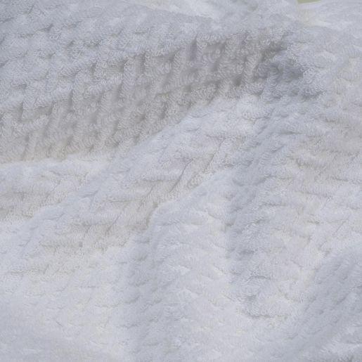 CLASSIC THICK TOWEL ZIGZAG PATTERN 70 x 140 CM